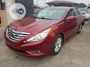 Hyundai Sonata 2014 Red | Cars for sale in Lagos State, Ajah
