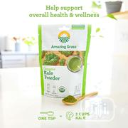 Amazing Grass Organic Kale Super Greens Powder + Vitamin a K - 150g | Vitamins & Supplements for sale in Lagos State, Lekki Phase 1