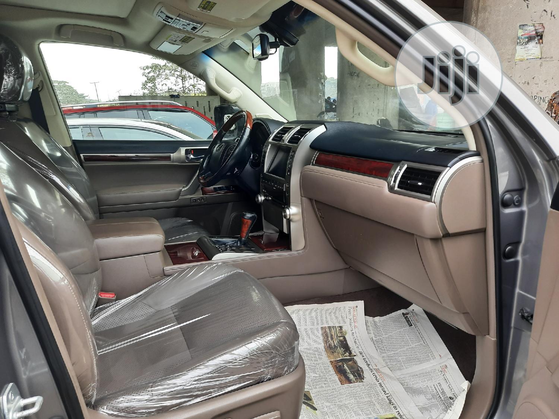 Lexus GX 2011 460 Premium Gray | Cars for sale in Apapa, Lagos State, Nigeria