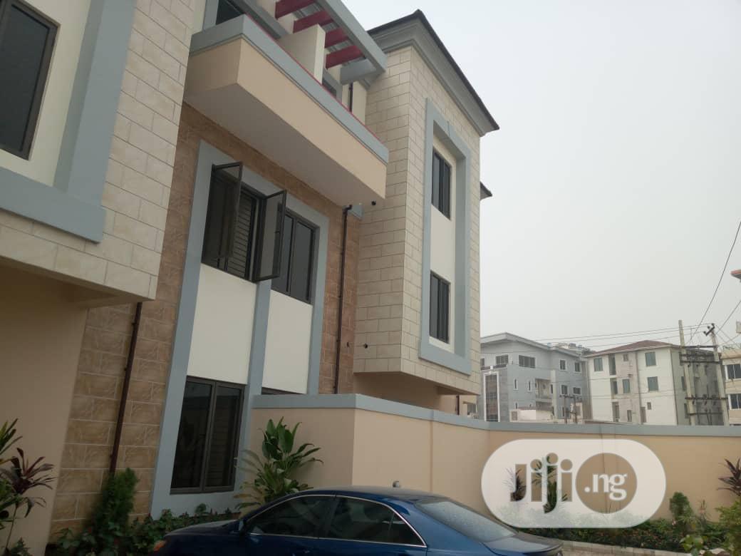 4 Bedroom Detached Duplex At Banana Island Ikoyi Lagos For Sale