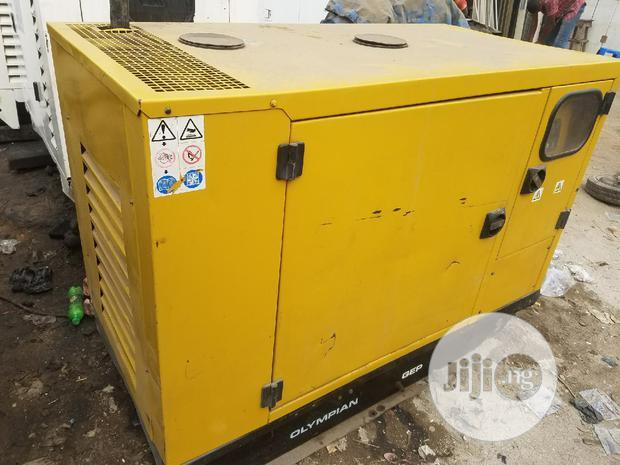 20KVA Soundproof Generator