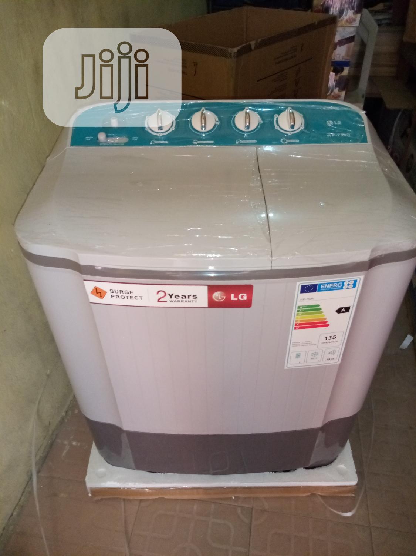 Promo LG Washing Machine 7 Kg Twin Tub