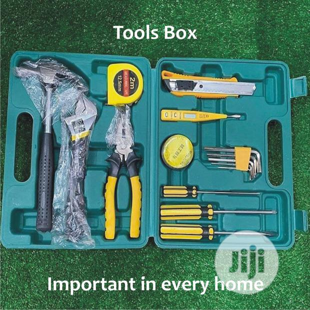 Tool Box For Home