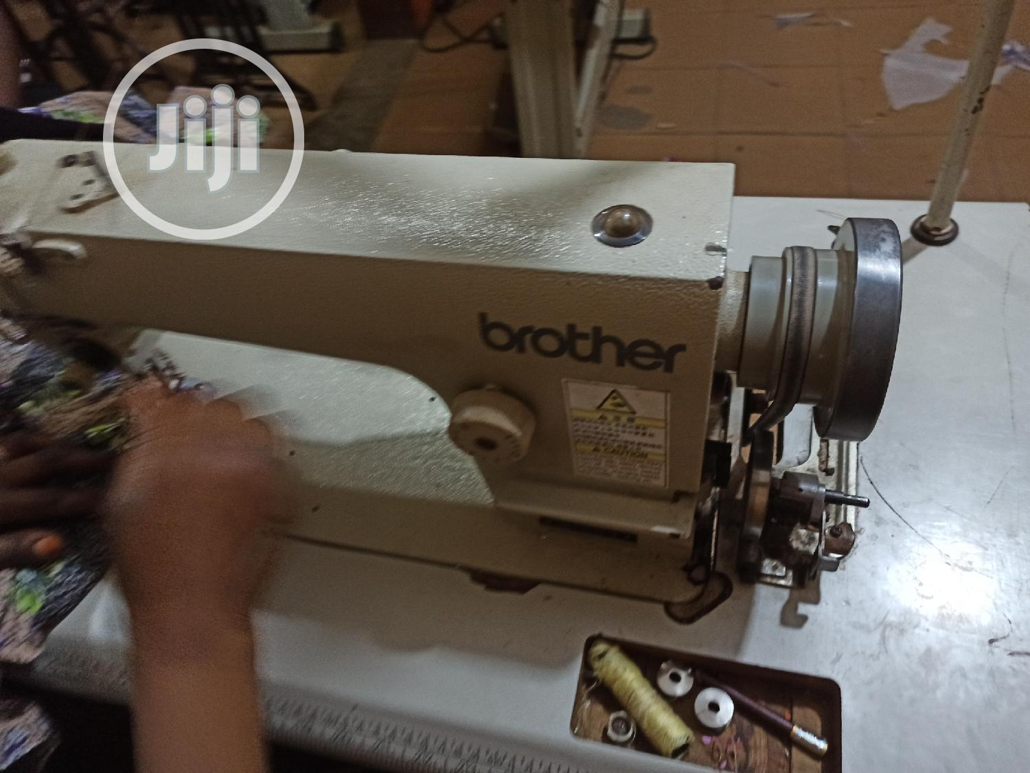 Archive: Industrial Sewing Machine Tokunbo