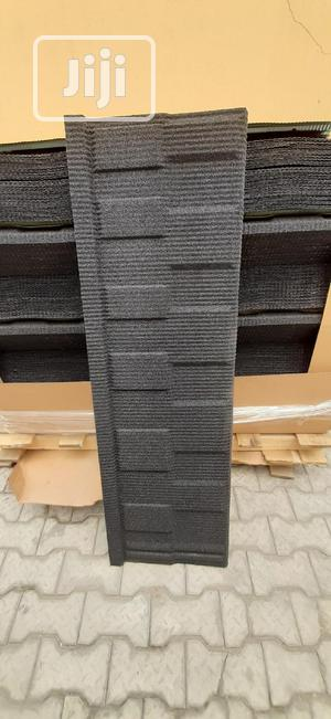 Original Newzealand Stone Coated Sheets (Black Shingle) | Building Materials for sale in Lagos State, Maryland