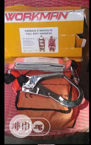 Workman Heavy Duty Body Harness   Safetywear & Equipment for sale in Lagos State, Lagos Island (Eko)