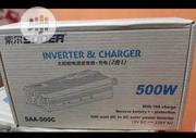Sooer Inverter Ans Charger 500w   Electrical Equipment for sale in Lagos State, Ojo