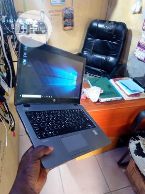 Laptop HP EliteBook 840 G1 4GB Intel Core I5 HDD 500GB | Laptops & Computers for sale in Abuja (FCT) State, Wuse 2