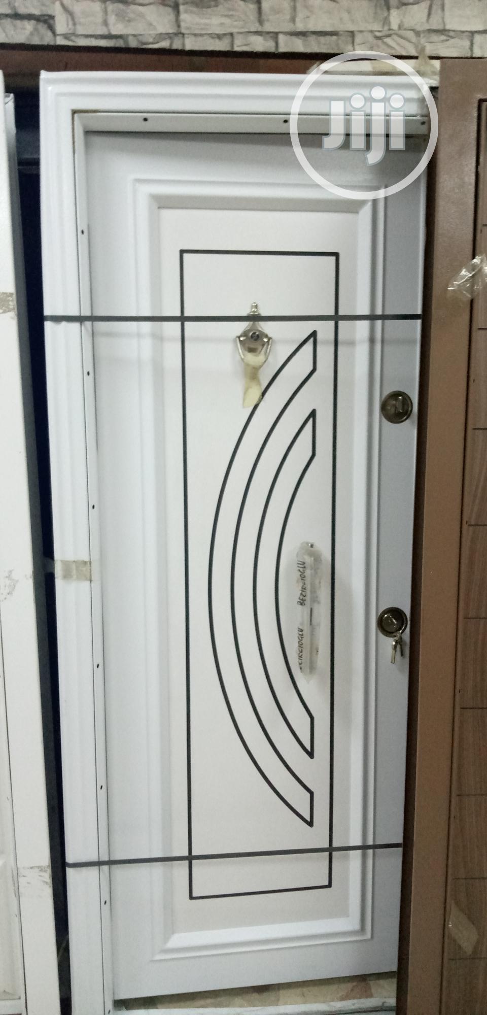 3ft High Quality Special Turkish Security Door