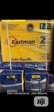 12v 200ah Eastman Tubular Battery   Solar Energy for sale in Lagos State, Ojo