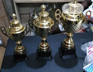 A Set Of Trophy Gold Color | Arts & Crafts for sale in Lagos State, Ikoyi
