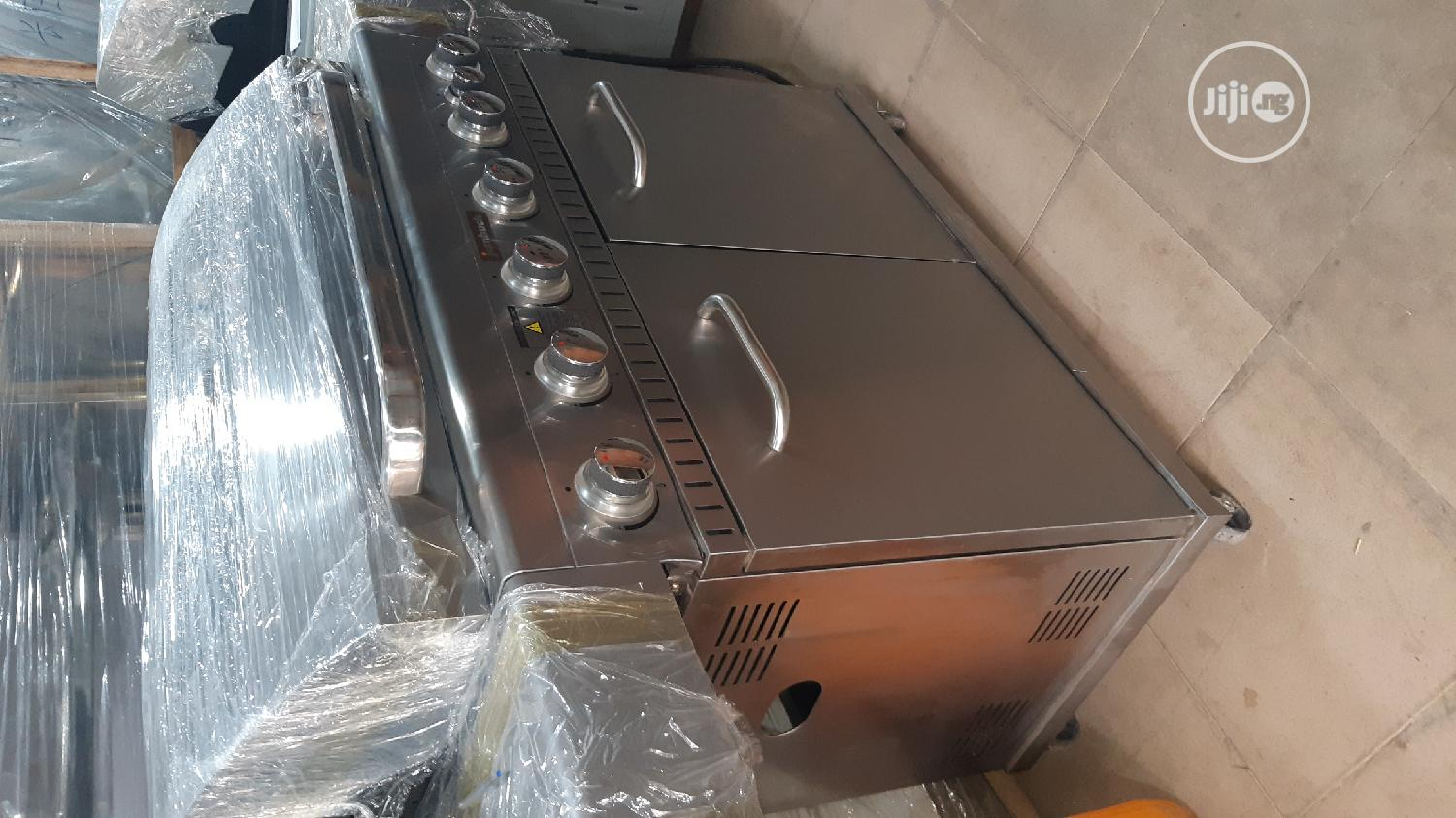 6 Burner Barbecue Machine | Restaurant & Catering Equipment for sale in Port-Harcourt, Rivers State, Nigeria