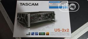 Tascam Us-2x2 | Audio & Music Equipment for sale in Lagos State, Ojo