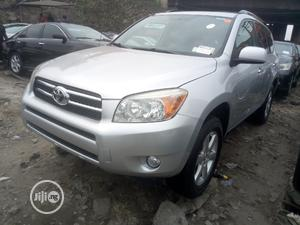 Toyota RAV4 2008 200 4X4 Automatic Silver | Cars for sale in Lagos State, Apapa