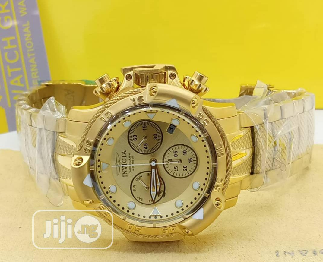 Archive: Invecta Wrist Watch