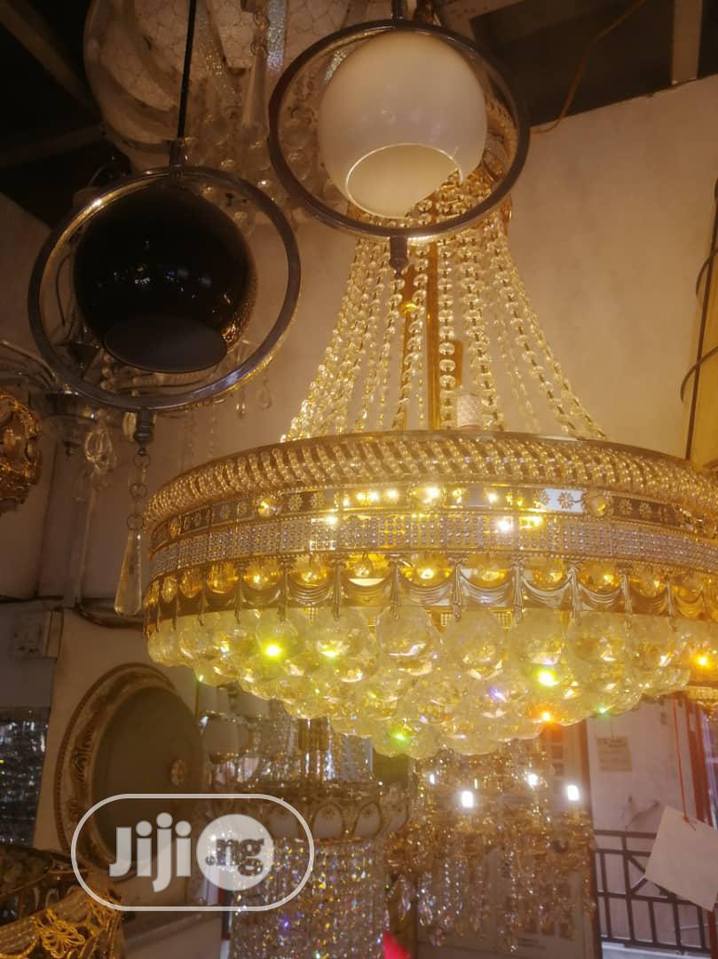 Archive: Modern Crystal Chandelier Lights