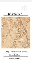 Italian High Quality 60 X 60 Floor Tiles | Building Materials for sale in Dei-Dei, Abuja (FCT) State, Nigeria