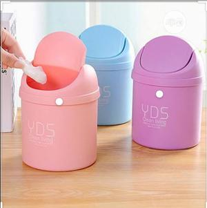 Quality 10ltr Push Waste Bin | Home Accessories for sale in Lagos State, Lagos Island (Eko)