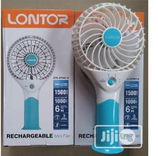 Archive: Lontor Hand Fan ( Big Size)