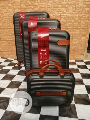 4 Sets Black Suite Case Luggage | Bags for sale in Lagos State, Ikeja