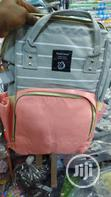 Large Capacitor Diaper Bag | Baby & Child Care for sale in Lekki Phase 1, Lagos State, Nigeria