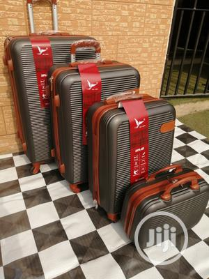 Black Wheeled Traveling Suite Case ( 4 Sets) For Purchase | Bags for sale in Lagos State, Ikeja
