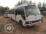 Toyota Coster Bus 2005 White | Buses & Microbuses for sale in Abuja (FCT) State, Central Business Dis