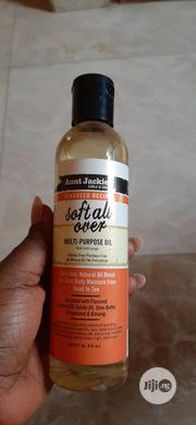 Aunt Jackie's Soft All Over Multi-purpose Oil | Hair Beauty for sale in Enugu State, Enugu