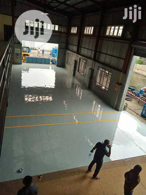 Strapping Epoxy Floor   Building Materials for sale in Lagos State, Isolo