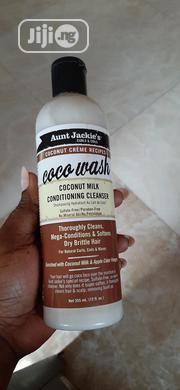 Aunt Jackie's Coco Wash Coconut Milk Conditioning Cleanser | Hair Beauty for sale in Enugu State, Enugu