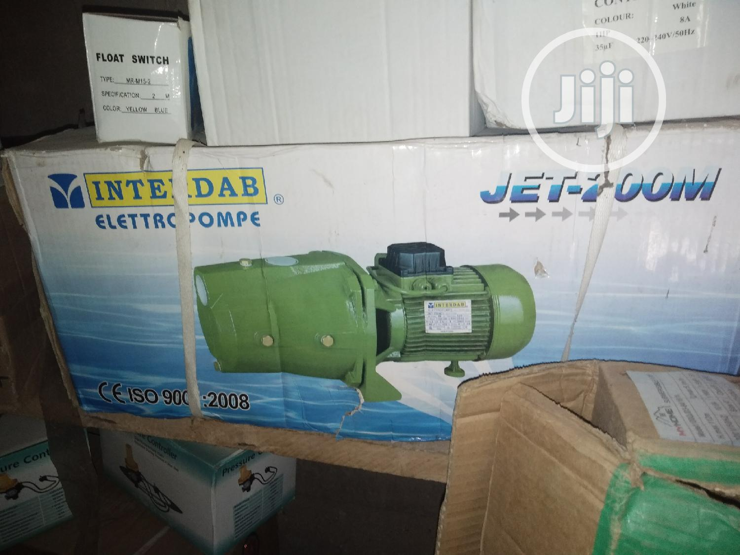 A New Water Pumps   Plumbing & Water Supply for sale in Lugbe District, Abuja (FCT) State, Nigeria