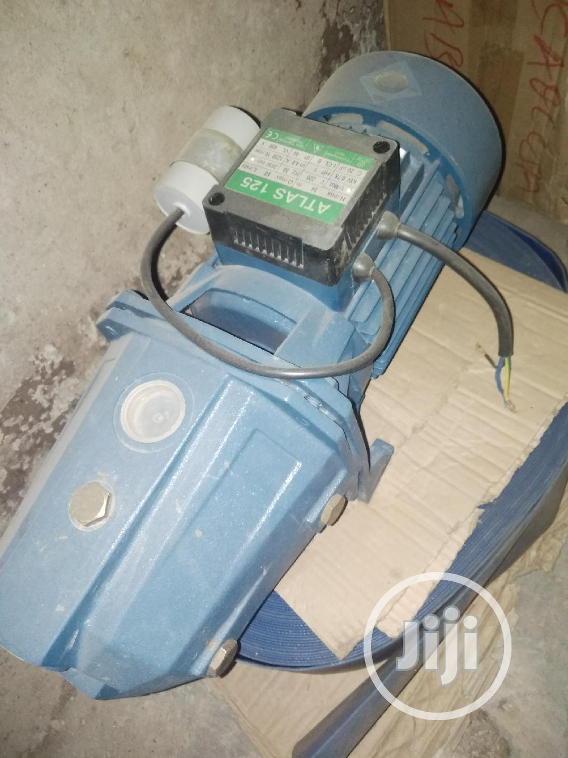 A New Water Pumps
