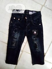 Black Quality Jeans Trousers For Your Baby Boy | Children's Clothing for sale in Anambra State, Onitsha