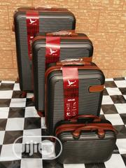 Sets Of 4 Trolley Luggage Bags Available For Sale | Bags for sale in Lagos State, Ikeja