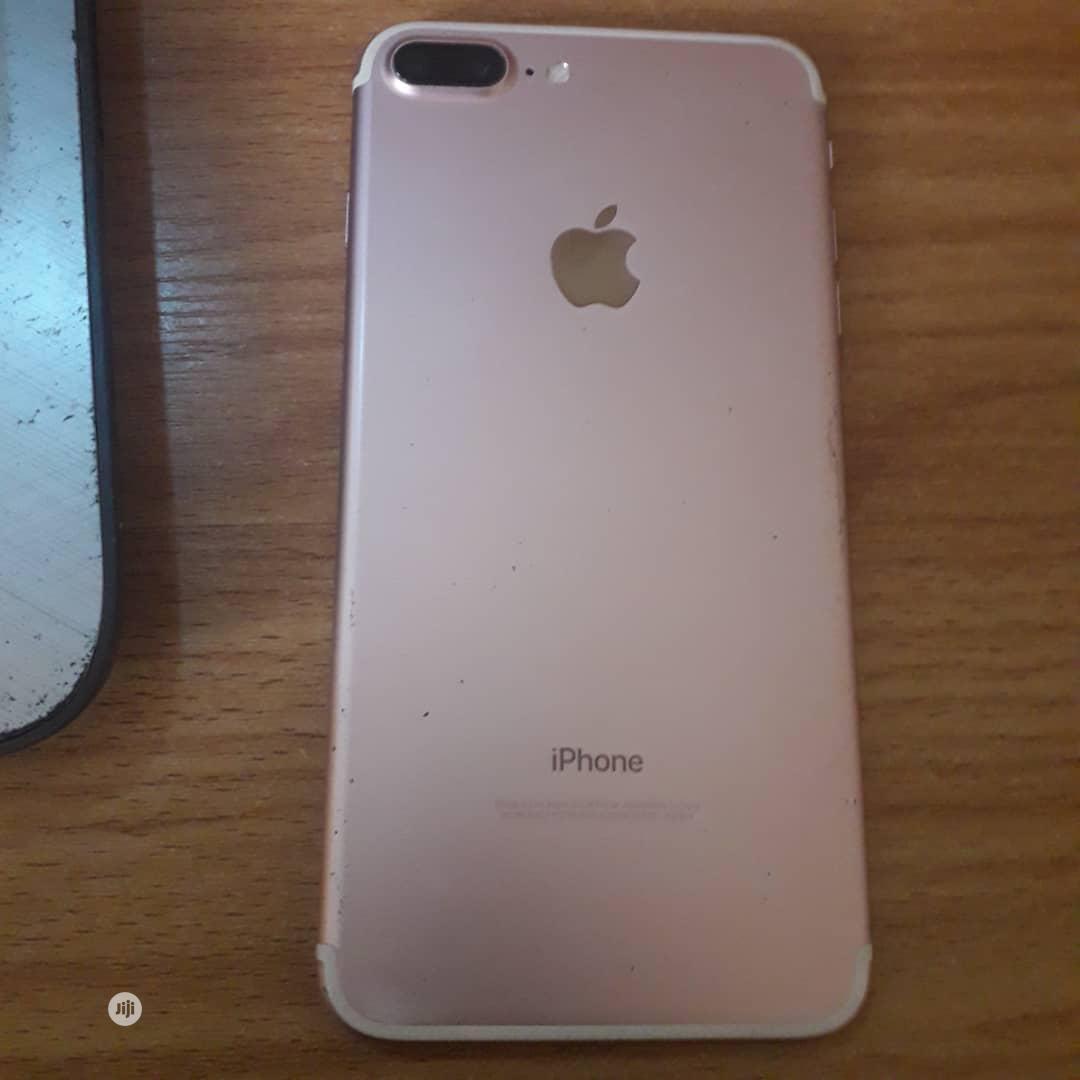 Apple iPhone 7 Plus 32 GB Gold   Mobile Phones for sale in Ikeja, Lagos State, Nigeria