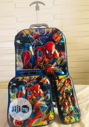 Children School Bag (Spiderman) | Babies & Kids Accessories for sale in Lagos State, Ajah