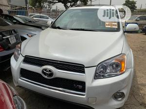 Toyota RAV4 2010 2.5 Limited 4x4 White   Cars for sale in Lagos State, Ikeja