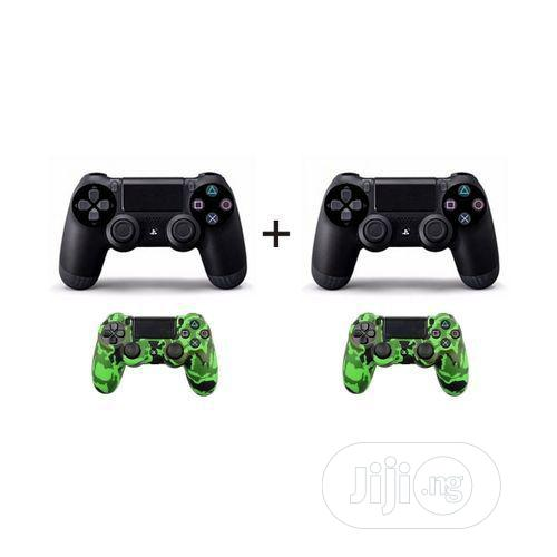 Archive: Sony Ps4 Controller Pad - Black