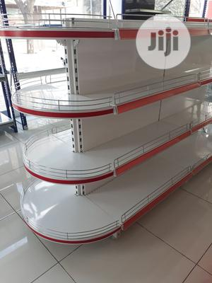 High Quality Metal Supermarket Shelves | Store Equipment for sale in Lagos State, Ojo