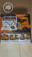 Truck Assembling Construction Toy | Toys for sale in Lagos Island, Lagos State, Nigeria