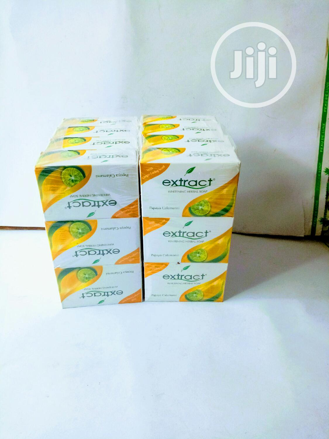 Extract Soap Foreign (Pack)