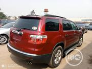 GMC Acadia 2010 Red   Cars for sale in Lagos State, Amuwo-Odofin