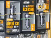 Ldnio Dual USB Metal Car Charger For IOS And Android   Vehicle Parts & Accessories for sale in Lagos State, Ikeja
