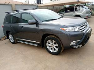 Toyota Highlander 2012 Limited Gray | Cars for sale in Kwara State, Ilorin West
