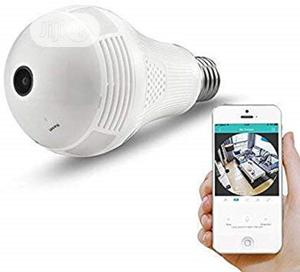 Bulb Camera Wif-i | Security & Surveillance for sale in Lagos State, Ikeja