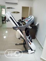 2.5hp Treadmill With Massager | Sports Equipment for sale in Lagos State, Surulere