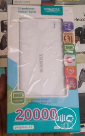Romoss Power Bank 20000mah | Accessories for Mobile Phones & Tablets for sale in Lagos State, Ikeja