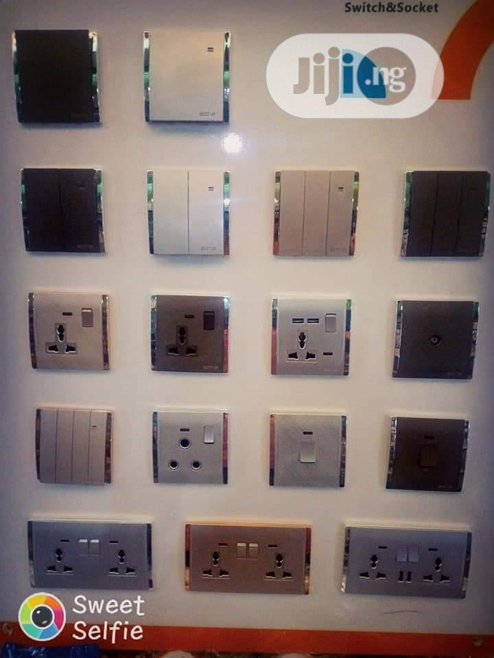 Quality Switches And Sockets