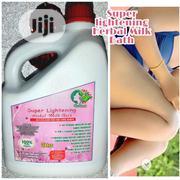 Super Lightening Herbal Milk Bath 2litres | Skin Care for sale in Lagos State, Alimosho