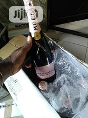 Original Imported Wine, Chanpagne Moet Rose Imperial | Meals & Drinks for sale in Lagos State, Alimosho